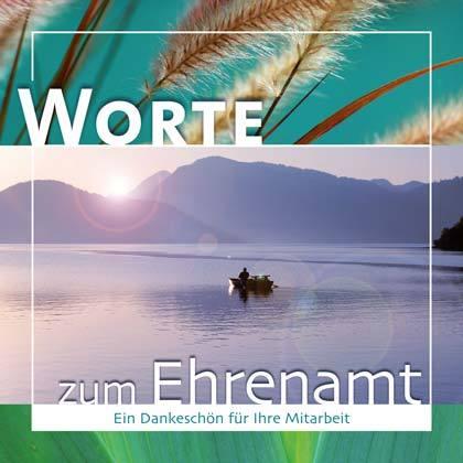 Worte Zum Ehrenamt Verlag 89